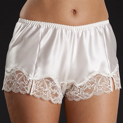 Silk french knickers
